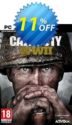 Call of Duty - COD WWII PC - APAC  Coupon discount Call of Duty (COD) WWII PC (APAC) Deal - Call of Duty (COD) WWII PC (APAC) Exclusive Easter Sale offer for iVoicesoft