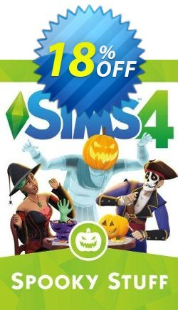 The Sims 4 - Spooky Stuff Pack PC Coupon discount The Sims 4 - Spooky Stuff Pack PC Deal - The Sims 4 - Spooky Stuff Pack PC Exclusive offer for iVoicesoft