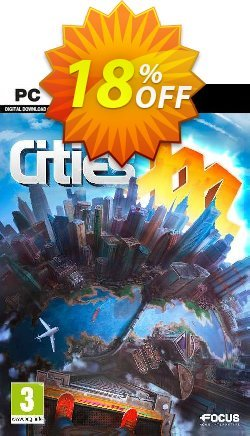 Cities XXL PC Coupon discount Cities XXL PC Deal - Cities XXL PC Exclusive Easter Sale offer for iVoicesoft