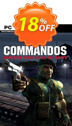 Commandos Beyond the Call of Duty PC Coupon discount Commandos Beyond the Call of Duty PC Deal - Commandos Beyond the Call of Duty PC Exclusive Easter Sale offer for iVoicesoft