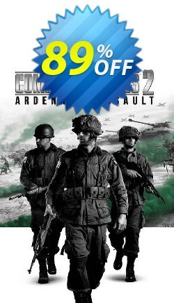 Company of Heroes 2 - Ardennes Assault PC Coupon discount Company of Heroes 2 - Ardennes Assault PC Deal - Company of Heroes 2 - Ardennes Assault PC Exclusive Easter Sale offer for iVoicesoft
