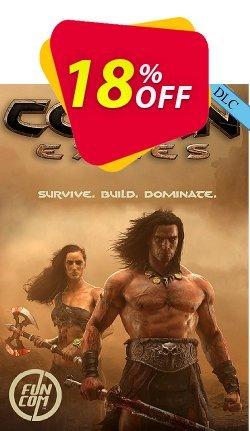 Conan Exiles Atlantean Sword DLC Coupon discount Conan Exiles Atlantean Sword DLC Deal - Conan Exiles Atlantean Sword DLC Exclusive Easter Sale offer for iVoicesoft