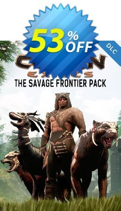 Conan Exiles PC - The Savage Frontier Pack DLC Coupon discount Conan Exiles PC - The Savage Frontier Pack DLC Deal - Conan Exiles PC - The Savage Frontier Pack DLC Exclusive Easter Sale offer for iVoicesoft