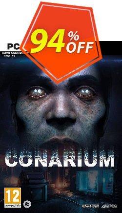 Conarium PC Coupon discount Conarium PC Deal - Conarium PC Exclusive Easter Sale offer for iVoicesoft
