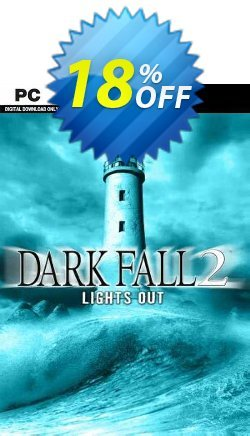 Dark Fall 2 Lights Out PC Coupon discount Dark Fall 2 Lights Out PC Deal - Dark Fall 2 Lights Out PC Exclusive Easter Sale offer for iVoicesoft