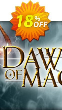 Dawn of Magic 2 PC Coupon discount Dawn of Magic 2 PC Deal - Dawn of Magic 2 PC Exclusive Easter Sale offer for iVoicesoft