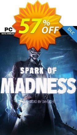 Dead by Daylight PC - Spark of Madness Chapter DLC Coupon discount Dead by Daylight PC - Spark of Madness Chapter DLC Deal - Dead by Daylight PC - Spark of Madness Chapter DLC Exclusive Easter Sale offer for iVoicesoft