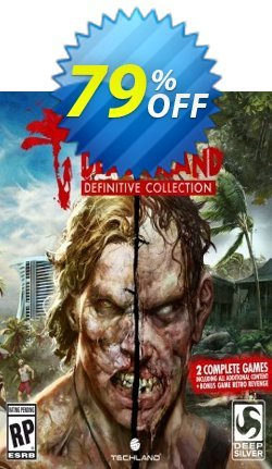 Dead Island Definitive Collection PC Coupon discount Dead Island Definitive Collection PC Deal - Dead Island Definitive Collection PC Exclusive Easter Sale offer for iVoicesoft