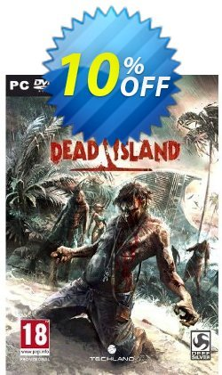 Dead Island - PC  Coupon discount Dead Island (PC) Deal - Dead Island (PC) Exclusive Easter Sale offer for iVoicesoft