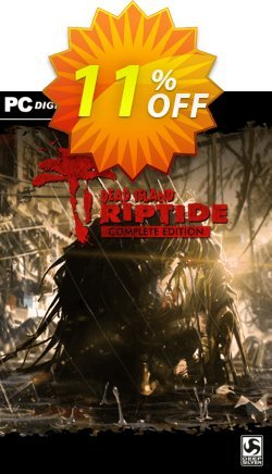 Dead Island Riptide Complete Edition PC Coupon discount Dead Island Riptide Complete Edition PC Deal - Dead Island Riptide Complete Edition PC Exclusive Easter Sale offer for iVoicesoft