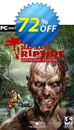 Dead Island: Riptide Definitive Edition PC Coupon discount Dead Island: Riptide Definitive Edition PC Deal - Dead Island: Riptide Definitive Edition PC Exclusive Easter Sale offer for iVoicesoft
