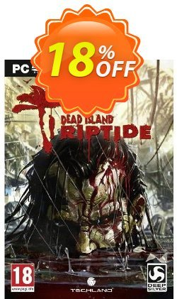 Dead Island Riptide - PC  Coupon discount Dead Island Riptide (PC) Deal - Dead Island Riptide (PC) Exclusive Easter Sale offer for iVoicesoft