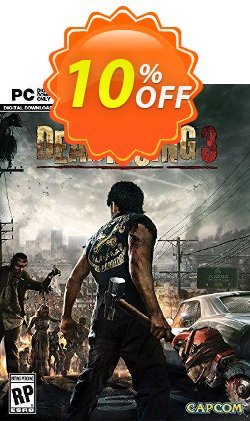Dead Rising 3 PC Coupon discount Dead Rising 3 PC Deal - Dead Rising 3 PC Exclusive Easter Sale offer for iVoicesoft
