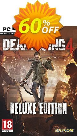 Dead Rising 4 Deluxe Edition PC Coupon discount Dead Rising 4 Deluxe Edition PC Deal - Dead Rising 4 Deluxe Edition PC Exclusive Easter Sale offer for iVoicesoft
