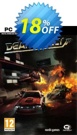 Death Rally PC Coupon discount Death Rally PC Deal - Death Rally PC Exclusive Easter Sale offer for iVoicesoft