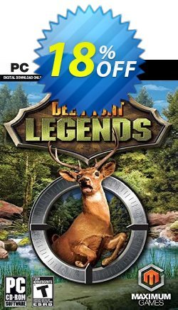 Deer Hunt Legends PC Coupon discount Deer Hunt Legends PC Deal - Deer Hunt Legends PC Exclusive Easter Sale offer for iVoicesoft