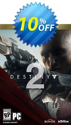 Destiny 2 Digital Deluxe Edition PC - US  Coupon discount Destiny 2 Digital Deluxe Edition PC (US) Deal - Destiny 2 Digital Deluxe Edition PC (US) Exclusive Easter Sale offer for iVoicesoft