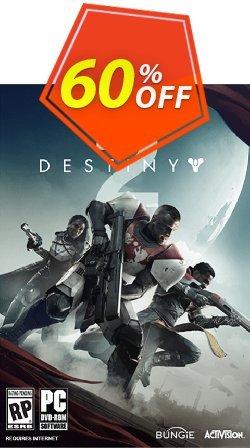 Destiny 2 PC - MEA  Coupon discount Destiny 2 PC (MEA) Deal - Destiny 2 PC (MEA) Exclusive Easter Sale offer for iVoicesoft
