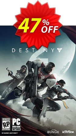 Destiny 2 PC - US  Coupon discount Destiny 2 PC (US) Deal - Destiny 2 PC (US) Exclusive Easter Sale offer for iVoicesoft