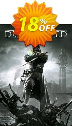 Dishonored - PC  Coupon discount Dishonored (PC) Deal - Dishonored (PC) Exclusive Easter Sale offer for iVoicesoft