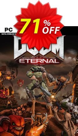 DOOM Eternal PC - AUS/NZ  Coupon discount DOOM Eternal PC (AUS/NZ) Deal - DOOM Eternal PC (AUS/NZ) Exclusive Easter Sale offer for iVoicesoft