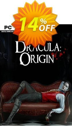 Dracula Origin PC Coupon discount Dracula Origin PC Deal - Dracula Origin PC Exclusive Easter Sale offer for iVoicesoft