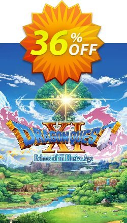 Dragon Quest XI: Echoes of an Elusive Age PC Coupon discount Dragon Quest XI: Echoes of an Elusive Age PC Deal - Dragon Quest XI: Echoes of an Elusive Age PC Exclusive Easter Sale offer for iVoicesoft