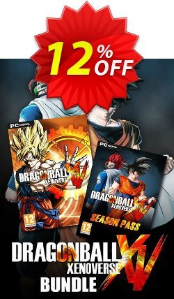 Dragonball Xenoverse Bundle Edition Coupon discount Dragonball Xenoverse Bundle Edition Deal - Dragonball Xenoverse Bundle Edition Exclusive Easter Sale offer for iVoicesoft