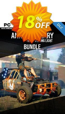 Dying Light - 5th Anniversary Bundle DLC Coupon discount Dying Light - 5th Anniversary Bundle DLC Deal - Dying Light - 5th Anniversary Bundle DLC Exclusive Easter Sale offer for iVoicesoft