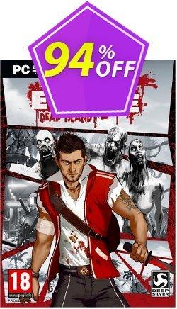 Escape Dead Island PC Coupon discount Escape Dead Island PC Deal - Escape Dead Island PC Exclusive Easter Sale offer for iVoicesoft