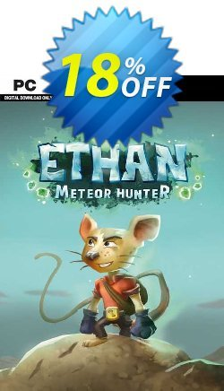 Ethan Meteor Hunter PC Coupon discount Ethan Meteor Hunter PC Deal - Ethan Meteor Hunter PC Exclusive Easter Sale offer for iVoicesoft