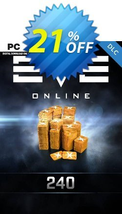 EVE Online - 240 Plex Card PC Coupon discount EVE Online - 240 Plex Card PC Deal - EVE Online - 240 Plex Card PC Exclusive Easter Sale offer for iVoicesoft