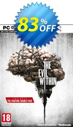 The Evil Within Limited Edition PC Coupon discount The Evil Within Limited Edition PC Deal - The Evil Within Limited Edition PC Exclusive Easter Sale offer for iVoicesoft