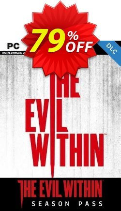 The Evil Within Season Pass PC Coupon discount The Evil Within Season Pass PC Deal - The Evil Within Season Pass PC Exclusive Easter Sale offer for iVoicesoft