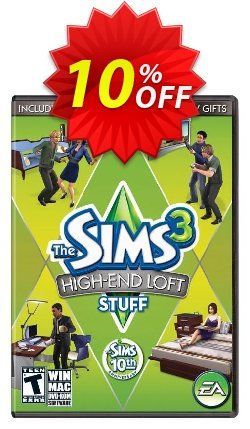 The Sims 3: High End Loft Stuff PC Coupon discount The Sims 3: High End Loft Stuff PC Deal - The Sims 3: High End Loft Stuff PC Exclusive offer for iVoicesoft