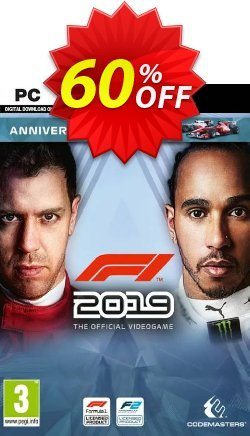 F1 2019 Anniversary Edition PC Coupon discount F1 2021 Anniversary Edition PC Deal. Promotion: F1 2021 Anniversary Edition PC Exclusive Easter Sale offer for iVoicesoft