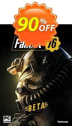 Fallout 76 BETA PC Coupon discount Fallout 76 BETA PC Deal - Fallout 76 BETA PC Exclusive Easter Sale offer for iVoicesoft