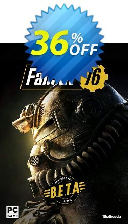 Fallout 76 PC inc BETA Coupon discount Fallout 76 PC inc BETA Deal - Fallout 76 PC inc BETA Exclusive Easter Sale offer for iVoicesoft