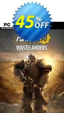 Fallout 76: Wastelanders PC - US/CA  Coupon discount Fallout 76: Wastelanders PC (US/CA) Deal - Fallout 76: Wastelanders PC (US/CA) Exclusive Easter Sale offer for iVoicesoft