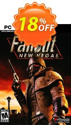 Fallout: New Vegas - PC  Coupon discount Fallout: New Vegas (PC) Deal - Fallout: New Vegas (PC) Exclusive Easter Sale offer for iVoicesoft