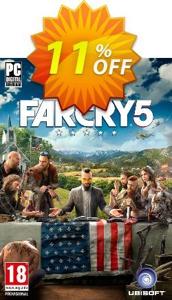 Far Cry 5 PC + DLC Coupon discount Far Cry 5 PC + DLC Deal - Far Cry 5 PC + DLC Exclusive Easter Sale offer for iVoicesoft