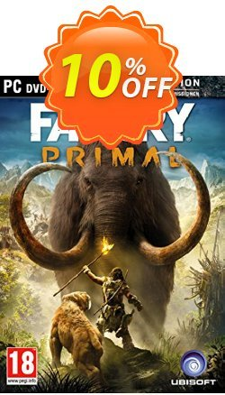 Far Cry Primal Special Edition PC Coupon discount Far Cry Primal Special Edition PC Deal - Far Cry Primal Special Edition PC Exclusive Easter Sale offer for iVoicesoft