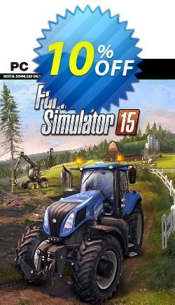 Farming Simulator 15 PC Coupon discount Farming Simulator 15 PC Deal - Farming Simulator 15 PC Exclusive Easter Sale offer for iVoicesoft
