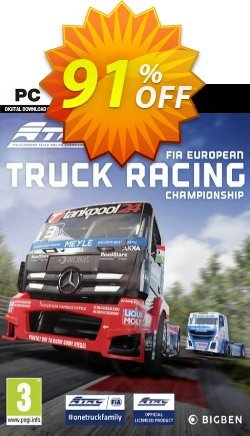 FIA European Truck Racing Championship PC Coupon discount FIA European Truck Racing Championship PC Deal. Promotion: FIA European Truck Racing Championship PC Exclusive Easter Sale offer for iVoicesoft
