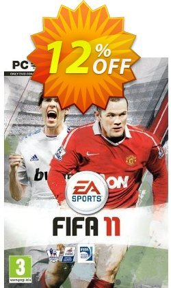 FIFA 11 - PC  Coupon discount FIFA 11 (PC) Deal - FIFA 11 (PC) Exclusive Easter Sale offer for iVoicesoft