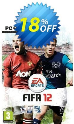 FIFA 12 - PC  Coupon discount FIFA 12 (PC) Deal - FIFA 12 (PC) Exclusive Easter Sale offer for iVoicesoft