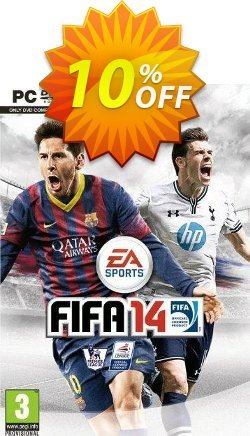 FIFA 14 - PC  Coupon discount FIFA 14 (PC) Deal - FIFA 14 (PC) Exclusive Easter Sale offer for iVoicesoft
