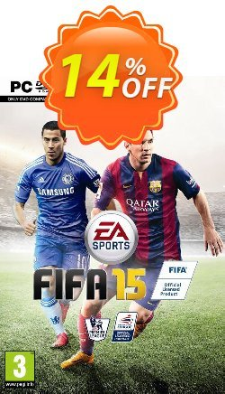 FIFA 15 PC Coupon discount FIFA 15 PC Deal - FIFA 15 PC Exclusive Easter Sale offer for iVoicesoft