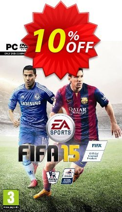 FIFA 15 PC + 15 FUT Gold Sets Coupon discount FIFA 15 PC + 15 FUT Gold Sets Deal - FIFA 15 PC + 15 FUT Gold Sets Exclusive Easter Sale offer for iVoicesoft