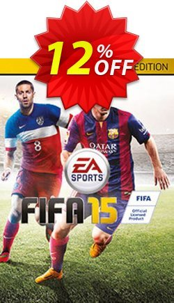 FIFA 15 Ultimate Team Edition PC Coupon discount FIFA 15 Ultimate Team Edition PC Deal - FIFA 15 Ultimate Team Edition PC Exclusive Easter Sale offer for iVoicesoft